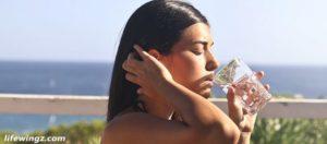drinking water benefits in hindi