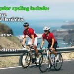 health benefits of regular cycling