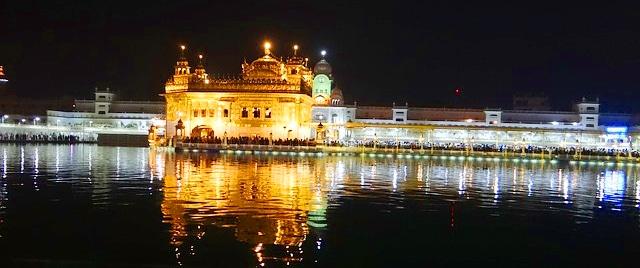 punjab golden temple