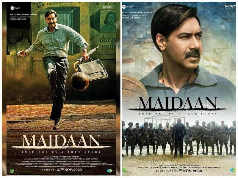 Maidaan movie