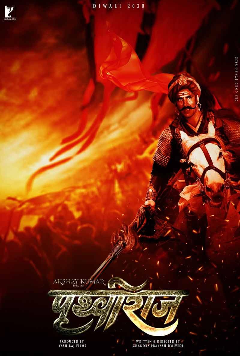 Prithviraj epic movie