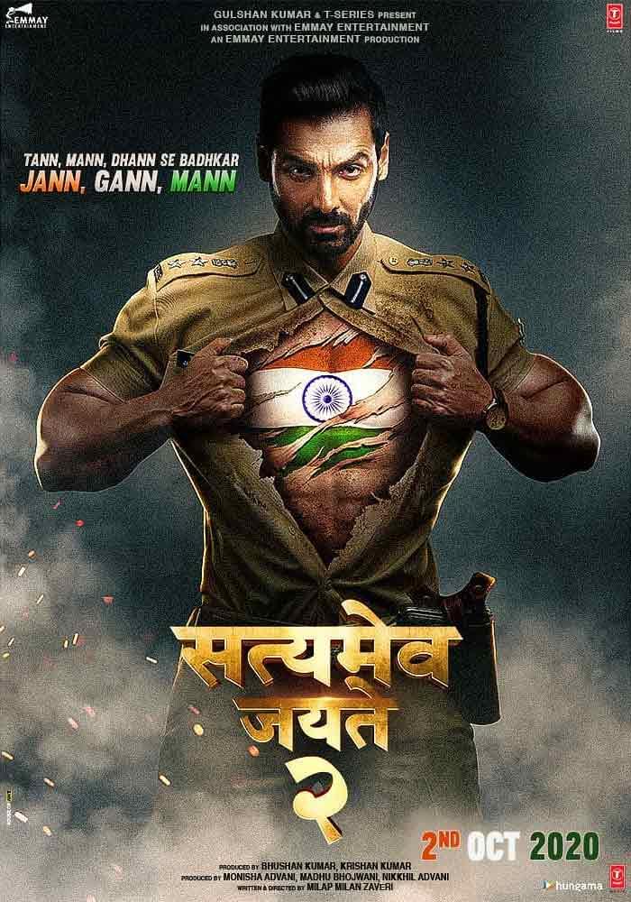 Satyameva Jayate 2 movie