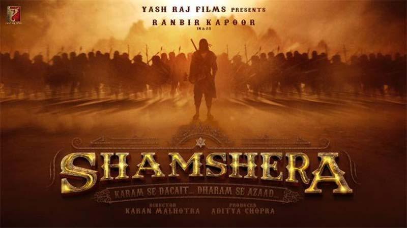 Shamshera movie