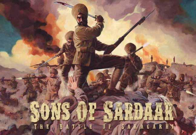 Sons of Sardar Battle of Saragarhi