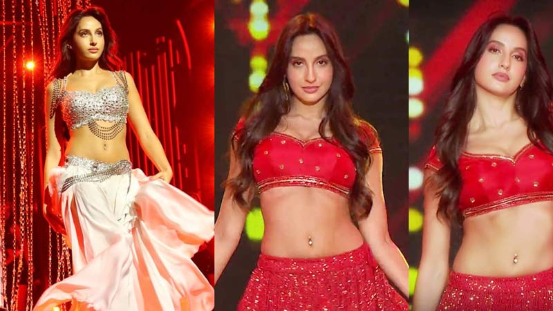 nora fatehi video song