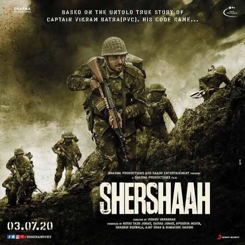 shershaah movie