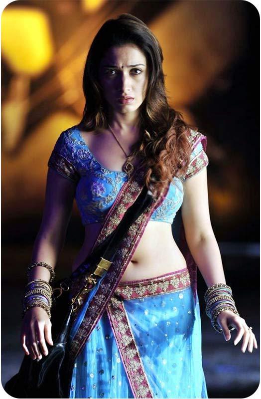tamanna hot photos in saree