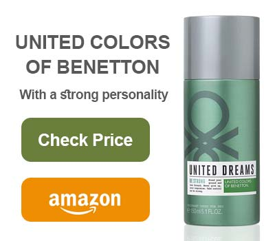 United Colors Of Benetton Deo