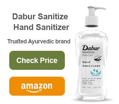 Dabur Sanitize Hand Sanitizer