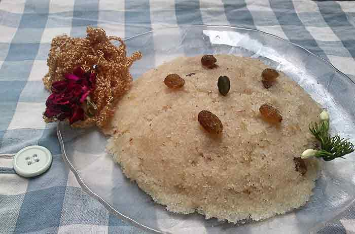 how to make halwa