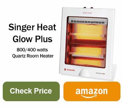 singer room heater