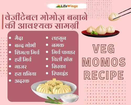 ingredients for momos