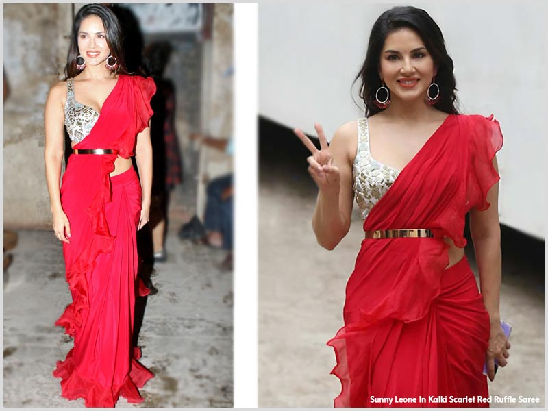 bollywood style saree online india