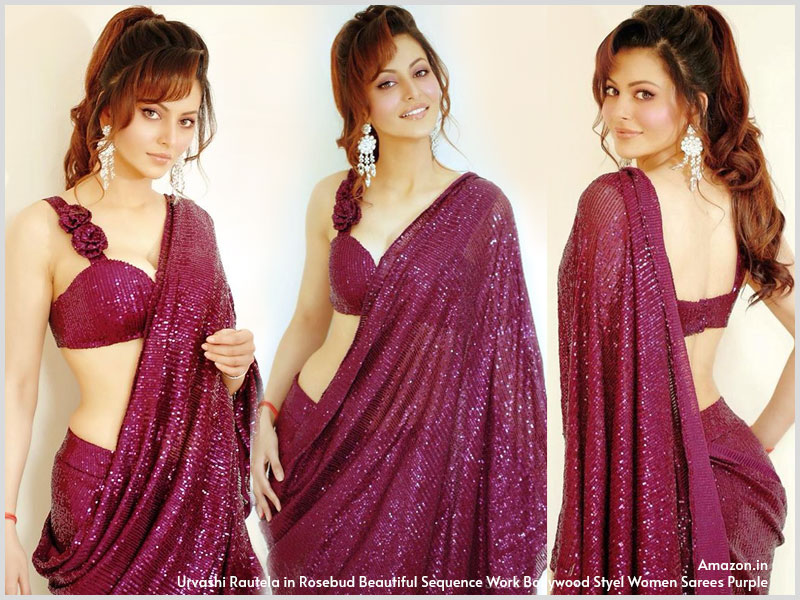 bollywood style saree online shopping