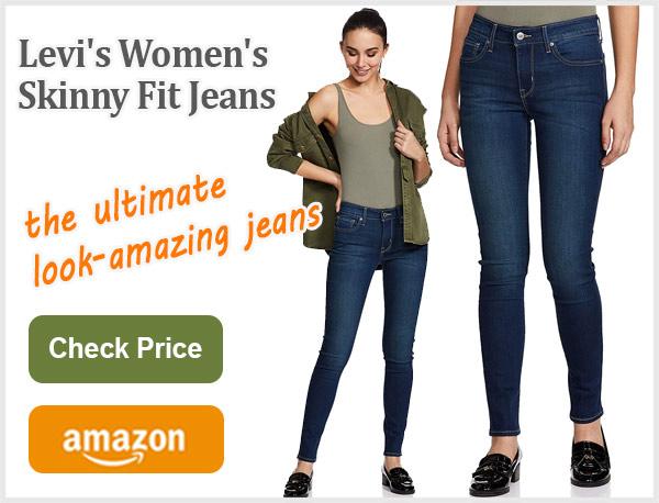women's jeans levi's