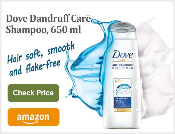 dove dandruff shampoo