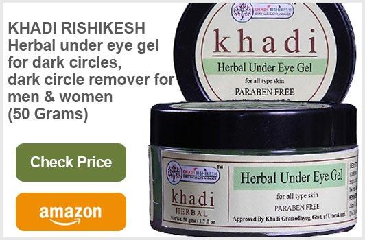 dark circles khadi cream