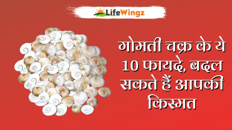 gomti chakra benefits