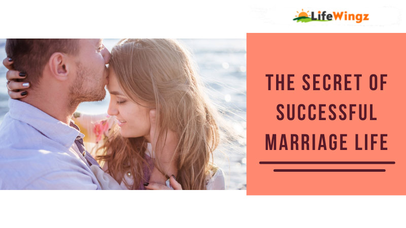 Advice for marriage